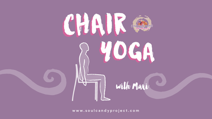 Chair Yoga with Mari